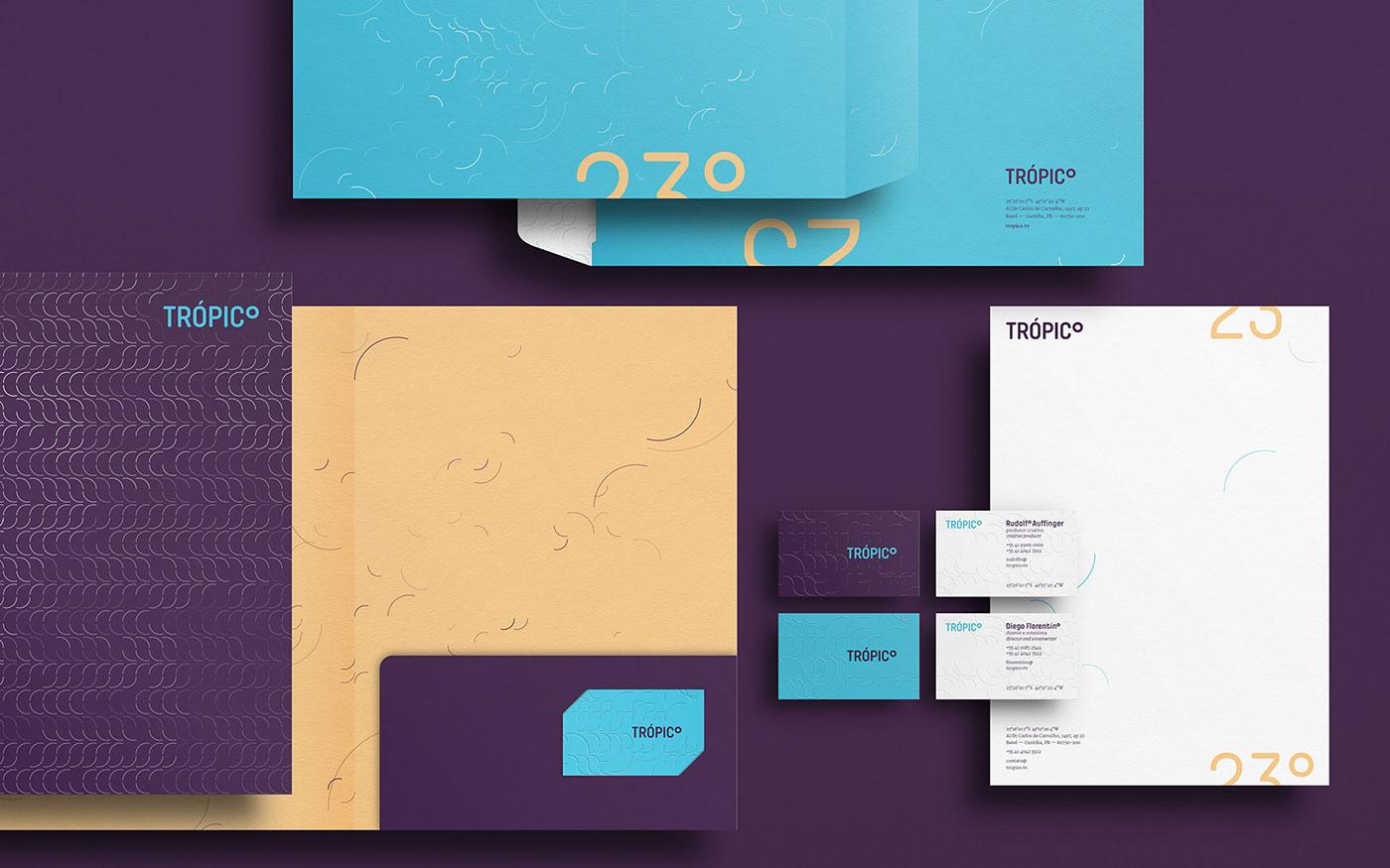 tropico-branding