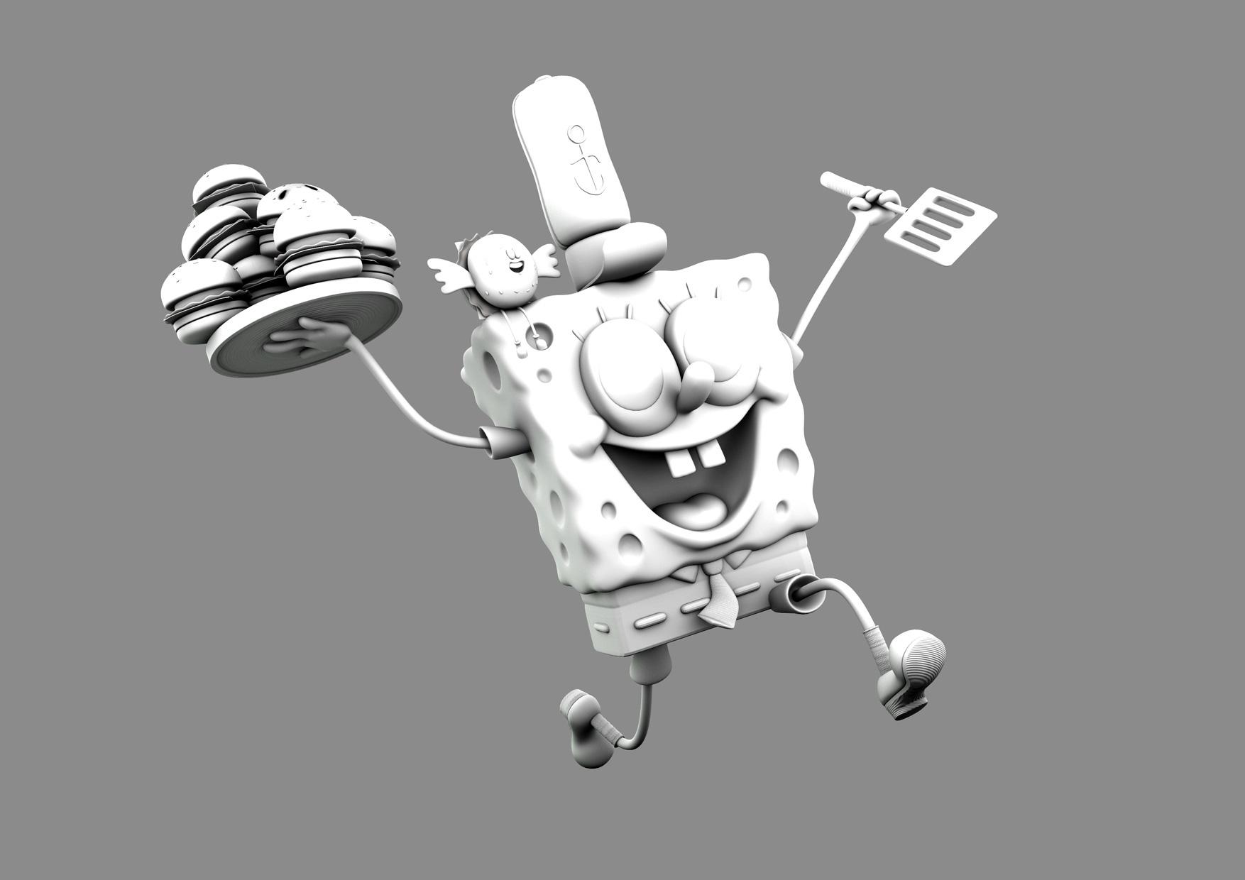 3d-sponge-bob